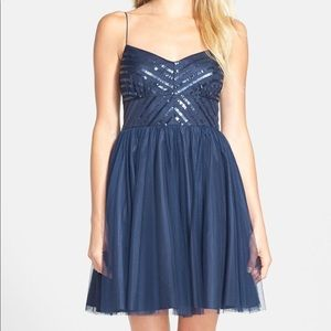 BLOOMINGDALES tulle dress